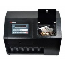 Cassida C900 heavy-duty coin counter/sorter