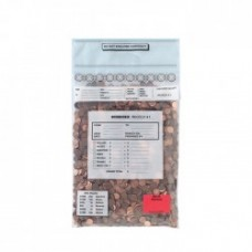 Single-Handle Tamper-Evident Coin Deposit Bag 100 per case